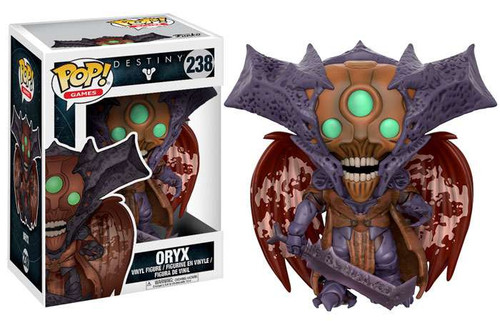 Funko Destiny POP! Games Oryx Vinyl Figure #238