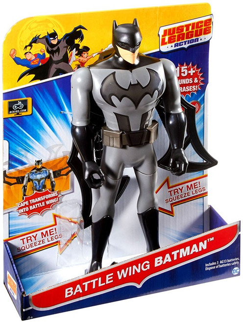 Justice League Action JLA Battle Wing Batman Action Figure
