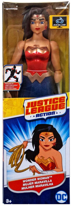 Justice League Action JLA Wonder Woman Action Figure