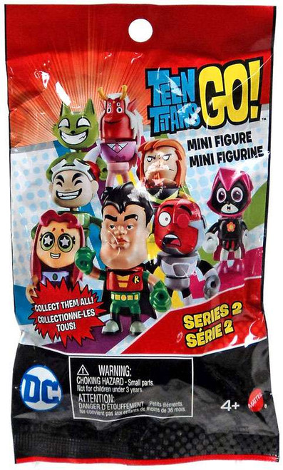Teen Titans Go! Series 2 Teen Titans Mystery Pack