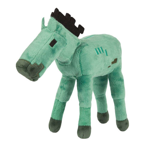 Minecraft Zombie Foal 7-Inch Plush
