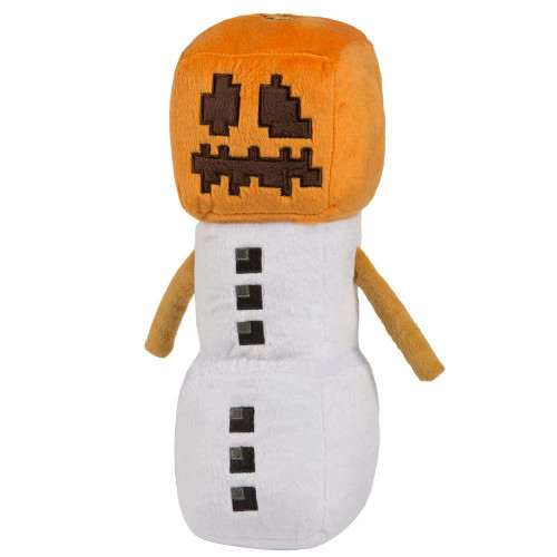Minecraft Snow Golem 11.5-Inch Plush