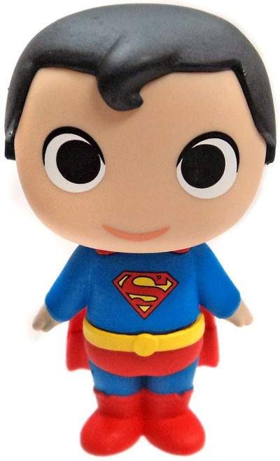 Funko DC Super Heroes & Pets Series 3 Mystery Minis Superman 1/12 Mystery Minifigure [Loose]