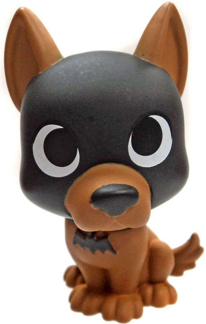 Funko DC Super Heroes & Pets Series 3 Mystery Minis Ace the Bat-Hound 1/12 Mystery Minifigure [Brown Loose]