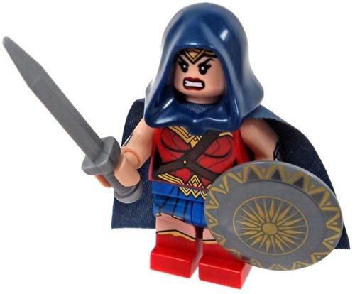 LEGO DC Super Heroes Wonder Woman Minifigure [Movie Loose]