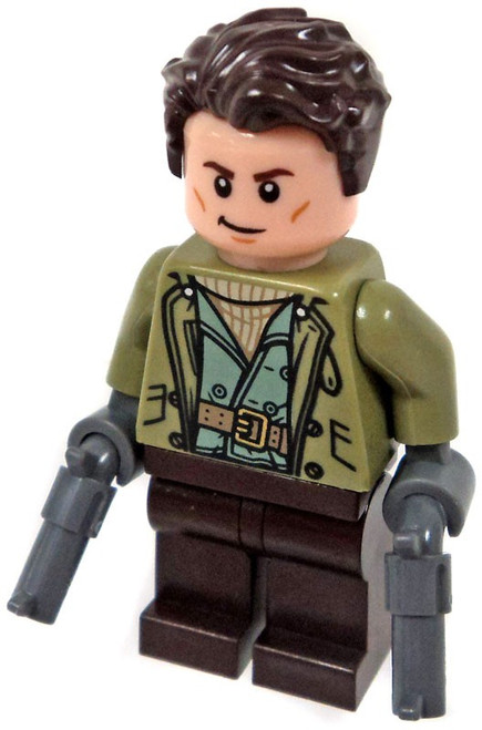 LEGO DC Wonder Woman Movie Steve Trevor Minifigure [Loose]