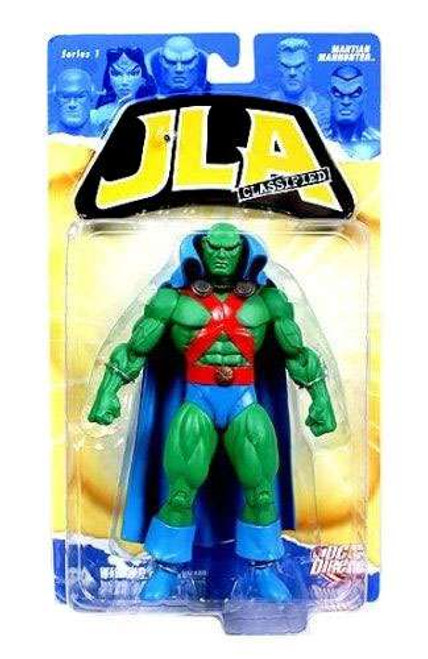 DC JLA Classified Series 1 Martian Manhunter Action Figure [Loose]