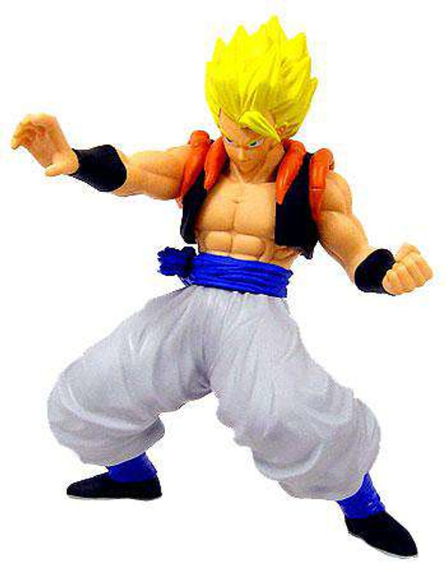 Dragon Ball Z Super Saiyan Gogeta 9-Inch Vinyl Statue [Damaged Package]