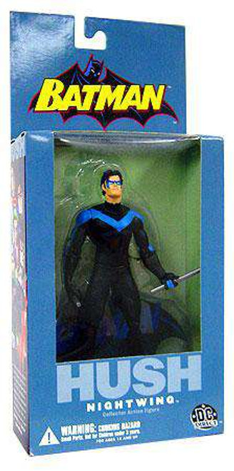 Batman Hush Series 2 Nightwing Action Figure [Loose]
