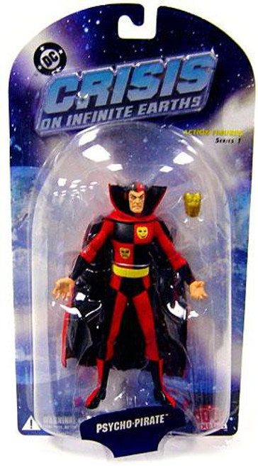 DC Crisis on Infinite Earths Series 1 Psycho Pirate Action Figure [Loose]