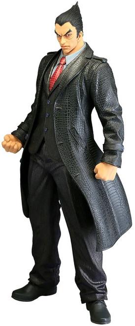 Tekken 7 Martial Arts Collection Mishima Kazuya Statue