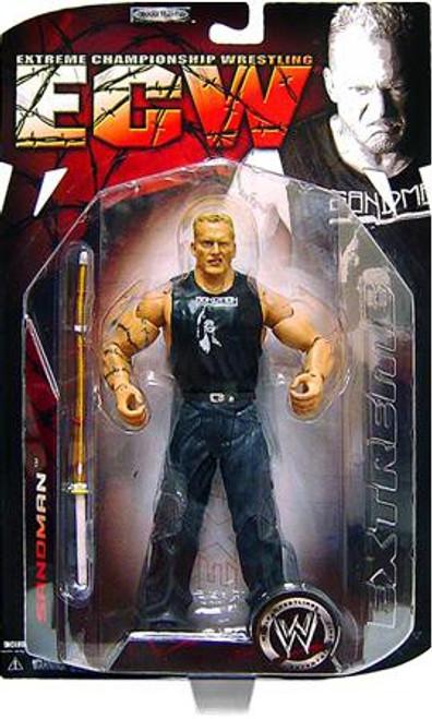 ECW Wrestling ECW Series 1 Sandman Action Figure [Loose]