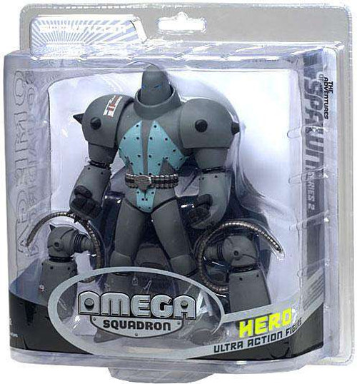 McFarlane Toys Series 32 The Adventures of Spawn 2 Omega Squadron Action Figure [Damaged Package]