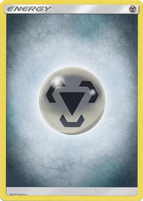 Pokemon Sun & Moon Lot of 10 Metal Energy Single Cards