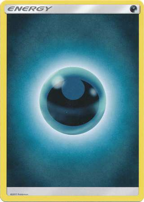 Pokemon Sun & Moon Lot of 10 Darkness Energy Single Cards