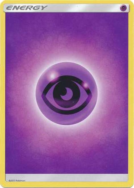 Pokemon Sun & Moon Lot of 10 Psychic Energy Single Cards