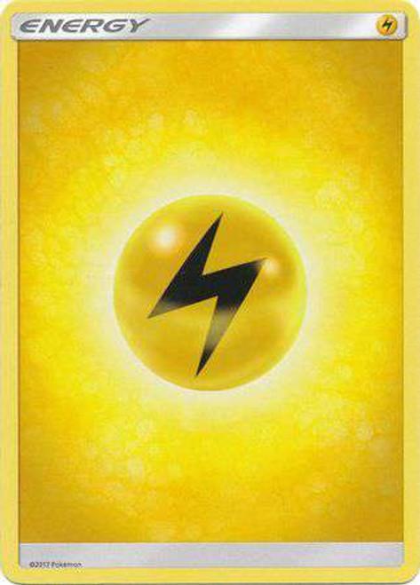 Pokemon Sun & Moon Lot of 10 Electric Energy Single Cards