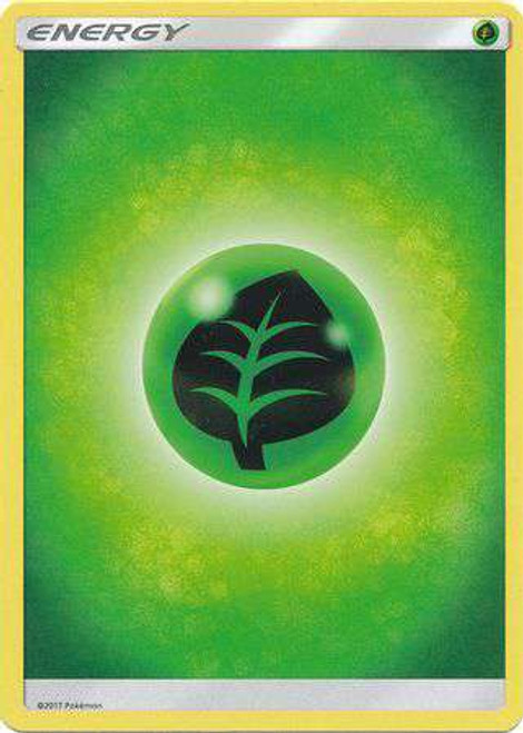 Pokemon Sun & Moon Lot of 10 Grass Energy Single Cards