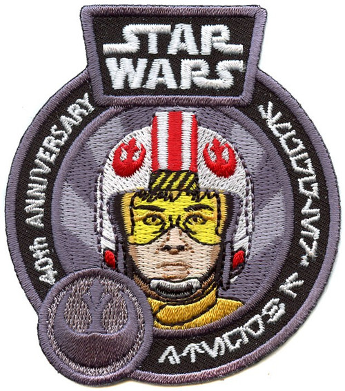 Funko Star Wars 40th Anniversary Exclusive Patch