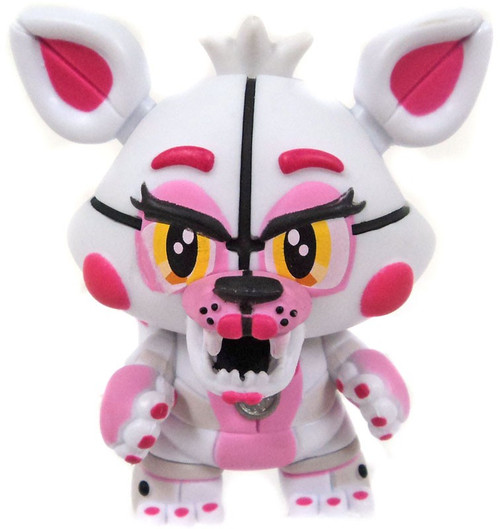 Funko Five Nights at Freddy's FNAF4 & Sister Location Mystery Minis Funtime Foxy 1/36 Mystery Minifigure [Loose]