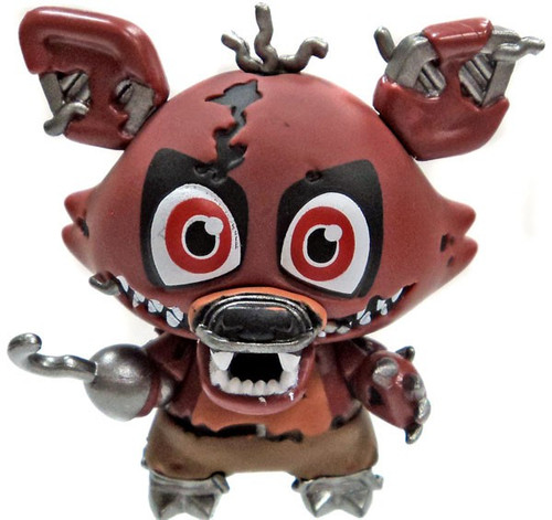 Funko Five Nights at Freddy's FNAF4 & Sister Location Mystery Minis Nightmare Foxy 1/6 Mystery Minifigure [Loose]