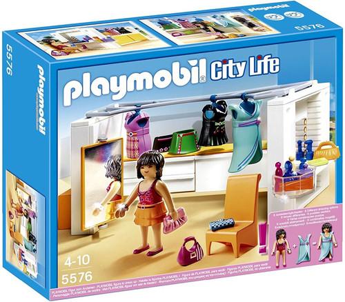Playmobil City Life Modern Dressing Room Set #5576