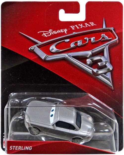 Disney / Pixar Cars Cars 3 Sterling Diecast Car