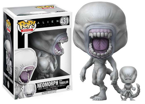 Funko Alien Covenant POP! Movies Neomorph with Toddler Vinyl Figure