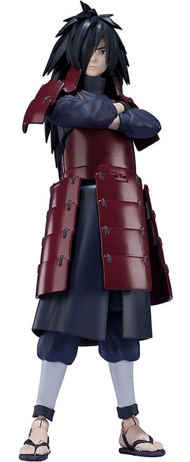 Naruto S.H. Figuarts Madara Uchiha Action Figure