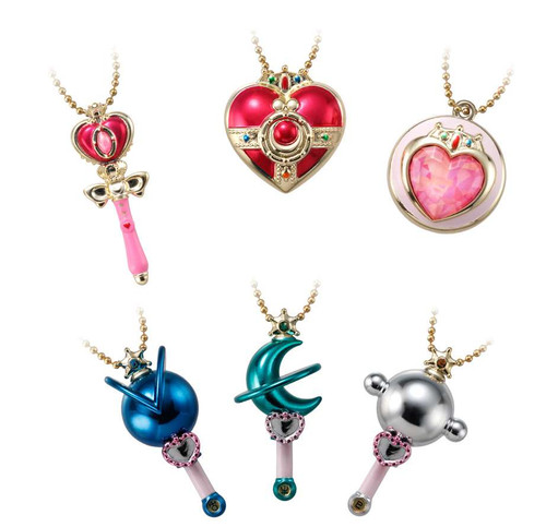 Sailor Moon Shokugan Little Charm Vol 2 Blind Pack