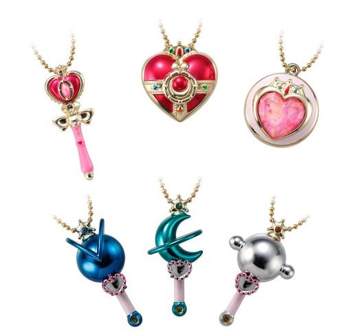 Sailor Moon Shokugan Little Charm Vol 2 Blind Box [10 Packs]