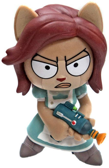 Funko Rick & Morty Series 1 Arthricia 1/12 Mystery Minifigure [Loose]