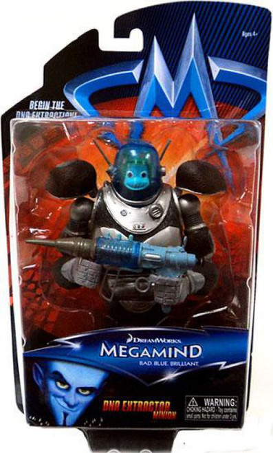 Megamind DNA Extractor Minion Action Figure