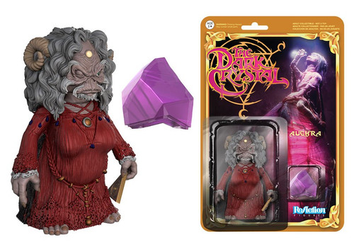 Funko The Dark Crystal ReAction Aughra Action Figure [Loose]