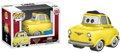 Funko Cars 3 POP! Disney Luigi Exclusive Vinyl Figure #285