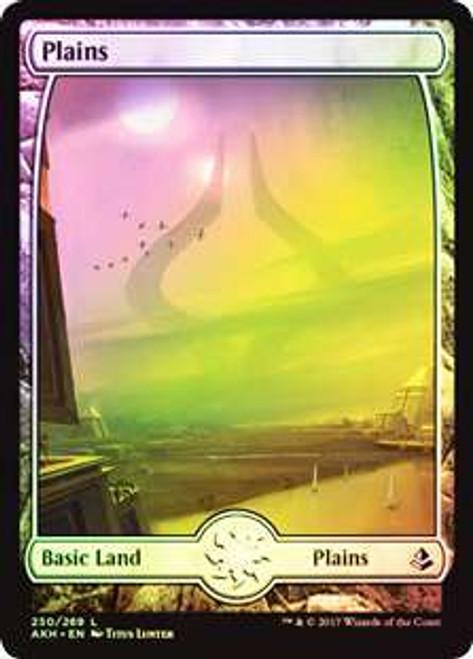 MtG Amonkhet Land Plains #250 [Foil Full-Art]