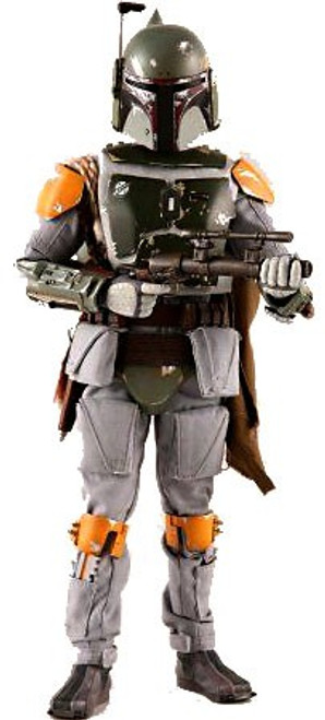 Star Wars Return of the Jedi Real Action Heroes Boba Fett Action Figure [Damaged Package]