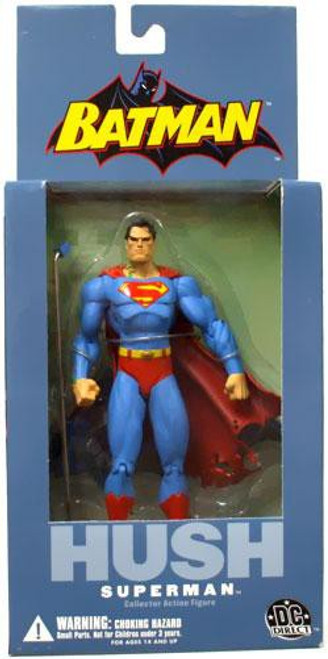 Batman Hush Series 2 Superman Action Figure [Loose]