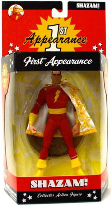 DC First Appearance Series 1 Shazam Action Figure [Loose]