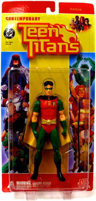 DC Teen Titans Contemporary Series 1 Robin Action Figure [Loose]