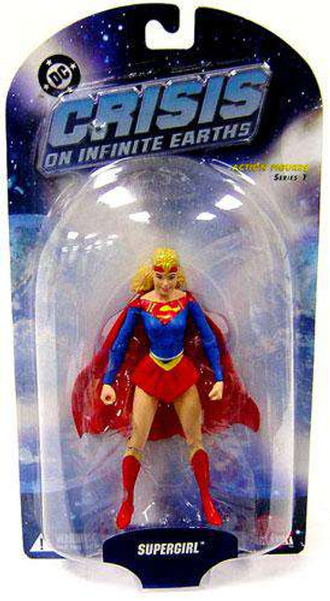 DC Crisis on Infinite Earths Series 1 Supergirl Action Figure [Loose]