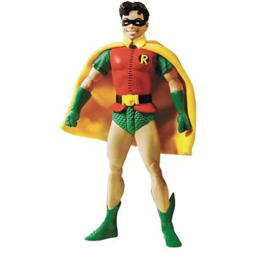 DC First Appearance Series 2 Robin Action Figure [Loose]