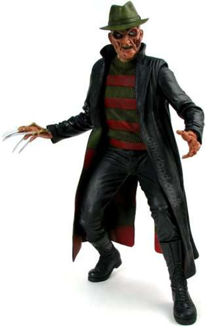 NECA Wes Craven's New Nightmare Freddy Krueger Action Figure [With Sound, Damaged Package]