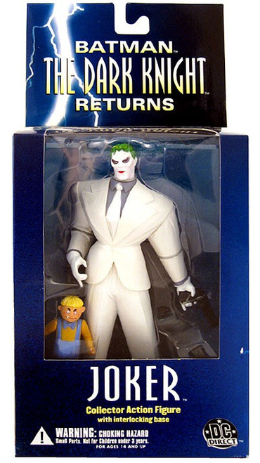 Batman The Dark Knight Returns The Joker Action Figure [Loose]