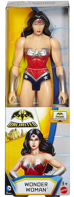 DC Batman Wonder Woman Action Figure