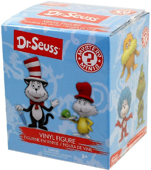 Funko Mystery Minis Dr. Seuss Mystery Pack