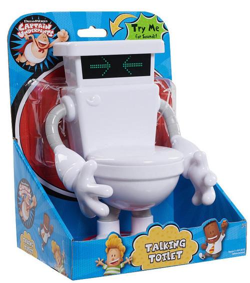Captain Underpants Talking Toilet