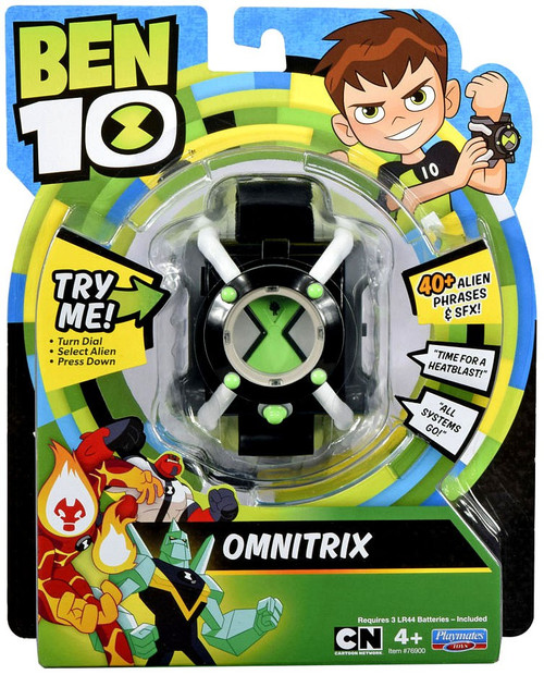 Ben 10 BASIC Omnitrix Roleplay Toy [Seasons 1 & 2]
