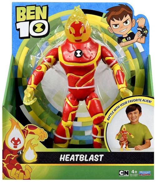 Ben 10 Giant Heatblast Action Figure