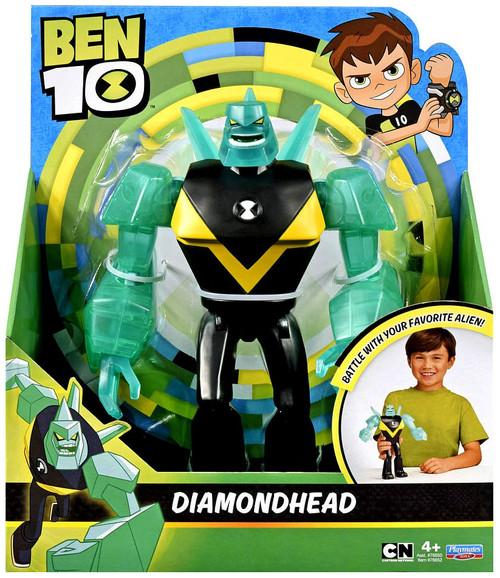 Ben 10 Giant Diamondhead Action Figure